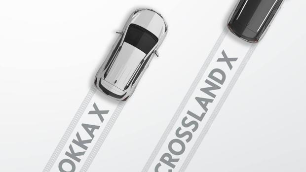 Opel fabricará en Zaragoza su nuevo Crossland X