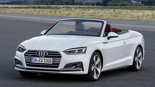Nuevo Audi A5 Cabriolet
