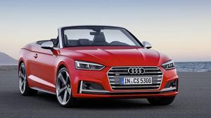 Nuevos Audi A5 y S5 Cabrio
