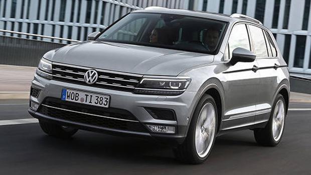 El nuevo Volkswagen Tiguan es más estilizado y proporcionado