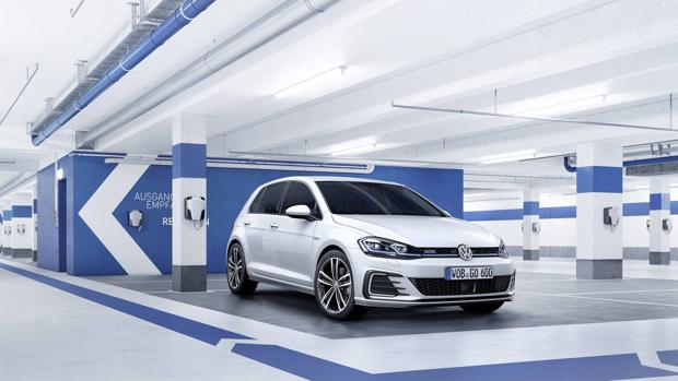 Golf GTE, enchufable