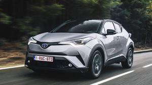 El Toyota C-HR, llega a España con ganas de pelea