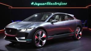 Jaguar entra en el mercado de los coches eléctricos
