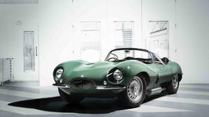 Jaguar presenta la réplica del clásico XKSS del 57