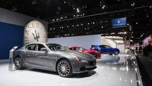 El Maserati Quattroporte GranSport debuta el Estados Unidos