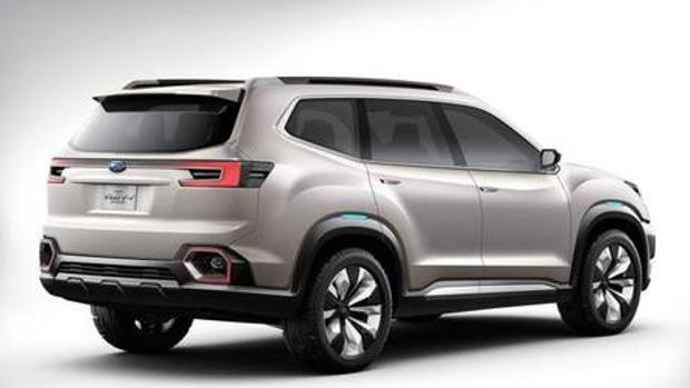 Subaru desvela en Los Ángeles el Concept VIZIV-7