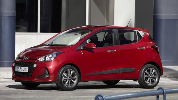 Nuevo Hyundai i10: diseñado, desarrollado y fabricado en Europa