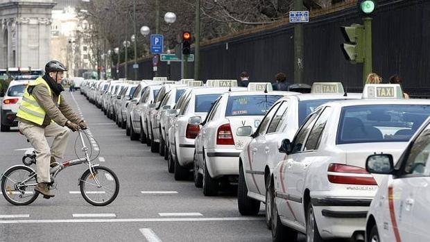 Llega a IFEMA la Feria del Taxi