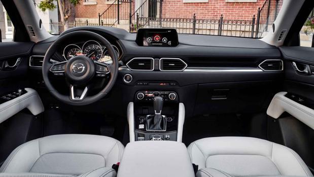 Primeros datos del nuevo Mazda CX-5