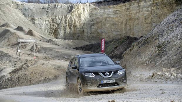 Nissan refuerza su oferta para el X-trail con motores diésel más potentes
