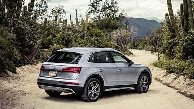 Conducimos la segunda generación del Audi Q5