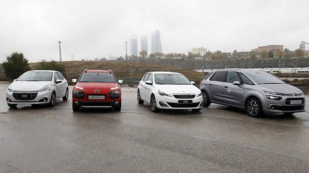 Peugeot y Citroën, han renovado su apoyo al Banco de Alimentos de Madrid