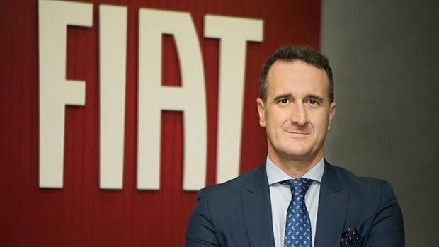 Raúl García Gil, nuevo director de Fiat y Abarth España