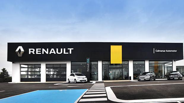 Renault renueva la imagen de sus concesionarios