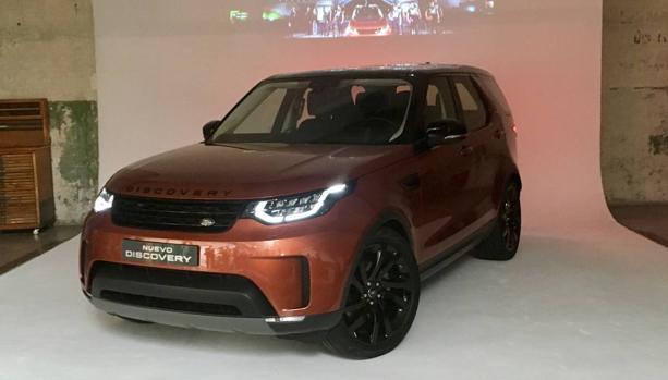 El nuevo Discovery hará que «2017 sea el año de Land Rover», según el presidente de Jaguar Land Rover
