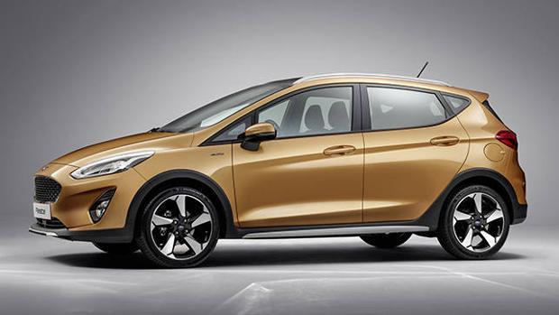 Nuevo Ford Fiesta Active, el crossover de la gama