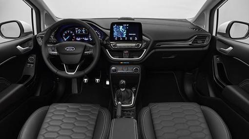 Hasta 8 pulgadas tendrá la pantalla táctil del nuevo Ford Fiesta