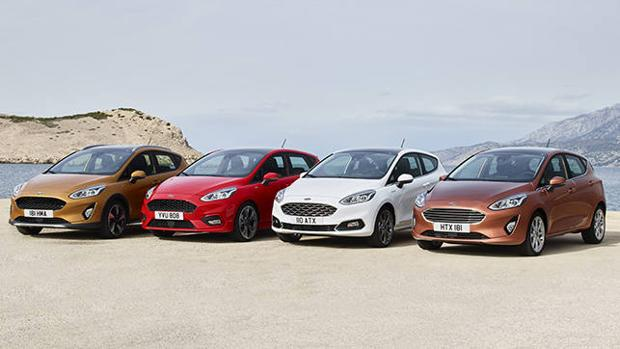 El nuevo Ford Fiesta llegará el verano que viene con cuatro versiones distintas
