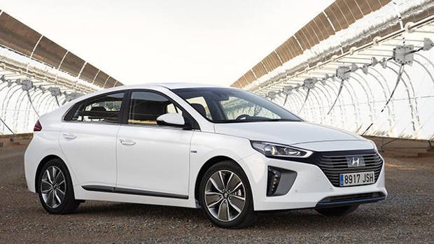 El nuevo Hyundai Ioniq supera los crash test de Euro NCAP con cinco estrellas