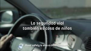 La seguridad vial también es cosa de niños