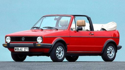 Volkswagen Golf Cabrio, un mito de juventud