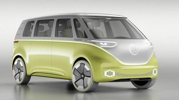 I.D. BUZZ, el segundo modelo de la nueva generación eléctrica de Volkswagen