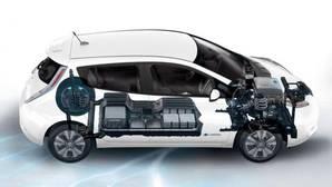 Así funciona el motor de un coche eléctrico