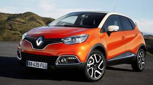 Renault Captur, el todocamino pequeño de la marca francesa