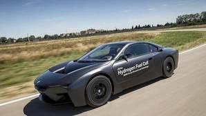 Prototipo de BMW con pila de hidrógeno