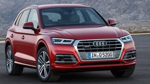 El nuevo Audi Q5 resulta más estilizado que el anterior y ofrece un coeficiente aerodinámico mejor