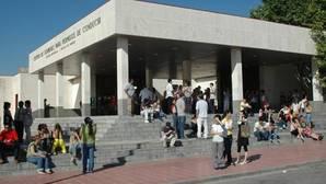 Centro de exámenes de la DGT