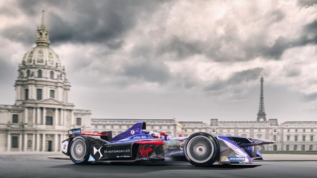 La Fórmula E, laboratorio de pruebas para el coche del futuro