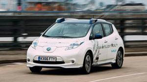 Nissan Leaf, Intelligent Mobility
