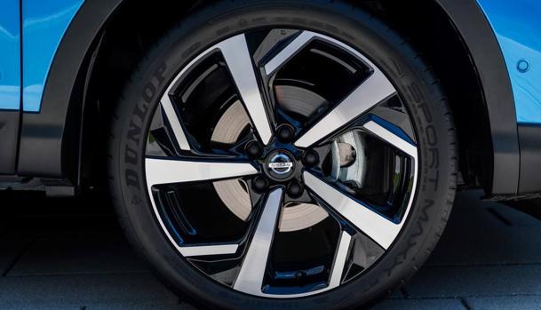 Nuevo diseño para el Nissan Qashqai