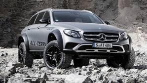 All Terrain 4x4²: el sueño de un ingeniero de Mercedes se hace realidad en este radical Clase E
