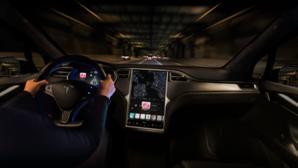 El vídeo que demuestra por qué no debes distraerte al volante de un coche autónomo