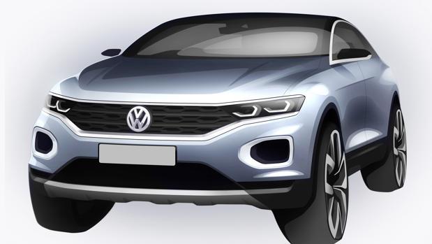 Primeras imágenes del T-Roc, el nuevo SUV compacto de Volkswagen