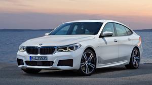 El nuevo BMW Serie 6 Gran Turismo aparenta más estilizado que sus hermanos GT3 y GT5