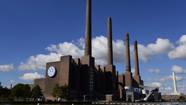 Planta de Volkswagen en Wolfsburg, en el norte de Alemania