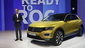 T-Roc: así es el nuevo «Golf SUV» de Volkswagen
