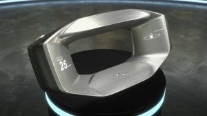 """""""Sayer"""", el volante inteligente del futuro ideado por Jaguar"""
