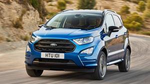 El nuevo Ford EcoSport llega con más calidad, tecnología y confort