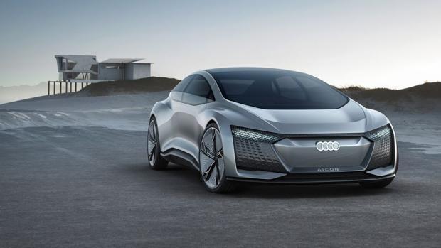 Prototipo Aicon de Audi, con nivel de autonomía 5