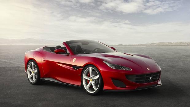 Ferrari presenta el Portofino, el modelo más versátil de la gama