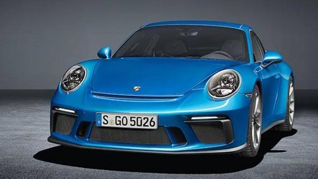 Porsche GT3 con paquete Touring