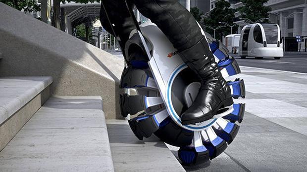 Así será el neumático del futuro