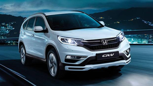 Nuevo Honda CR-V lifestyle Plus
