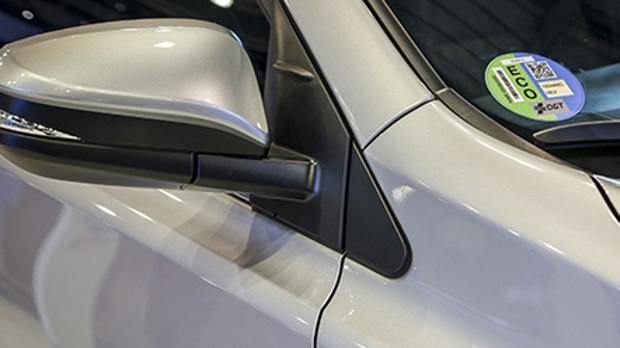 Todos los híbridos de Toyota cuentan con el distintivo ECO de la DGT