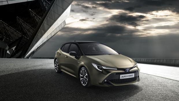 Nuevo Toyota Auris híbrido