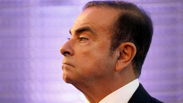 Carlos Ghosn, CEO de la Alianza Renault-Nissan